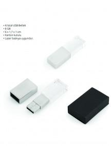 Kristal USB Bellek NR1632